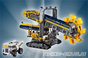 Lego Technic Alles Uber Lego Technic Modelle Und Mehr